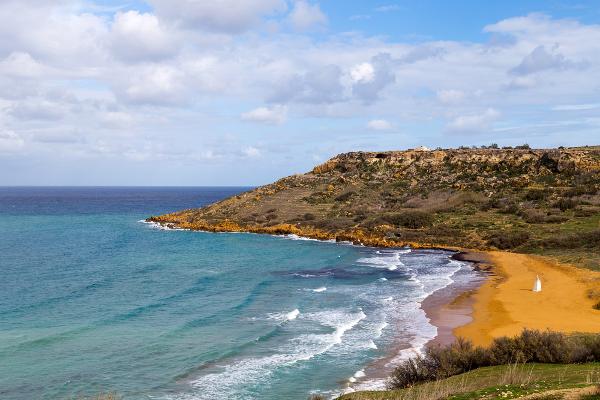 Spiagge Malta Ramla Bay