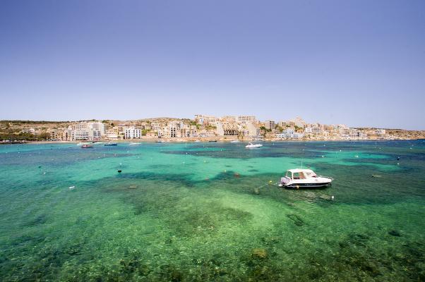 Spiagge Malta St Paul's Bay