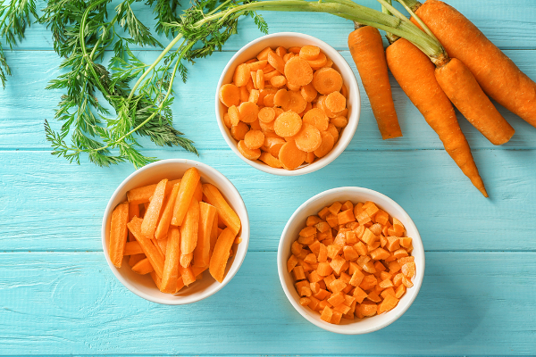 Super alimenti 40 anni carote