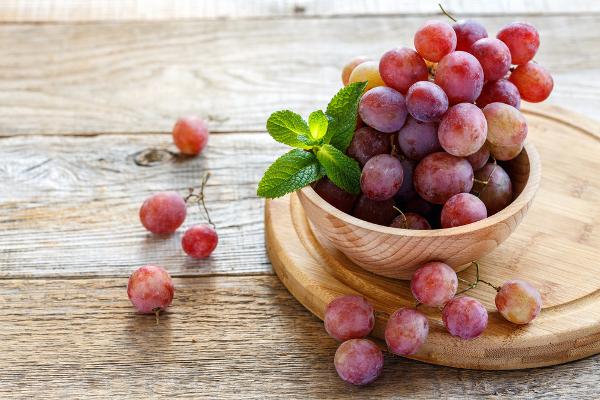 Super alimenti 40 anni uva