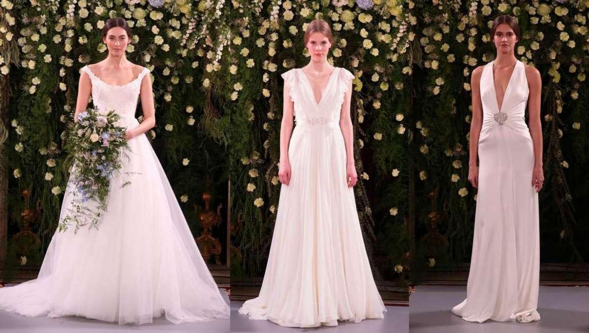 Risultati immagini per jenny packham sposa 2019
