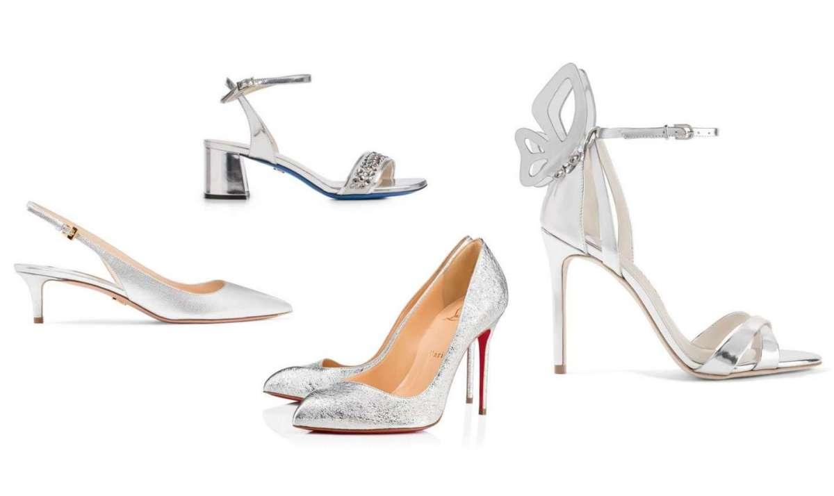 Scarpe da cerimonia argento, i modelli più eleganti