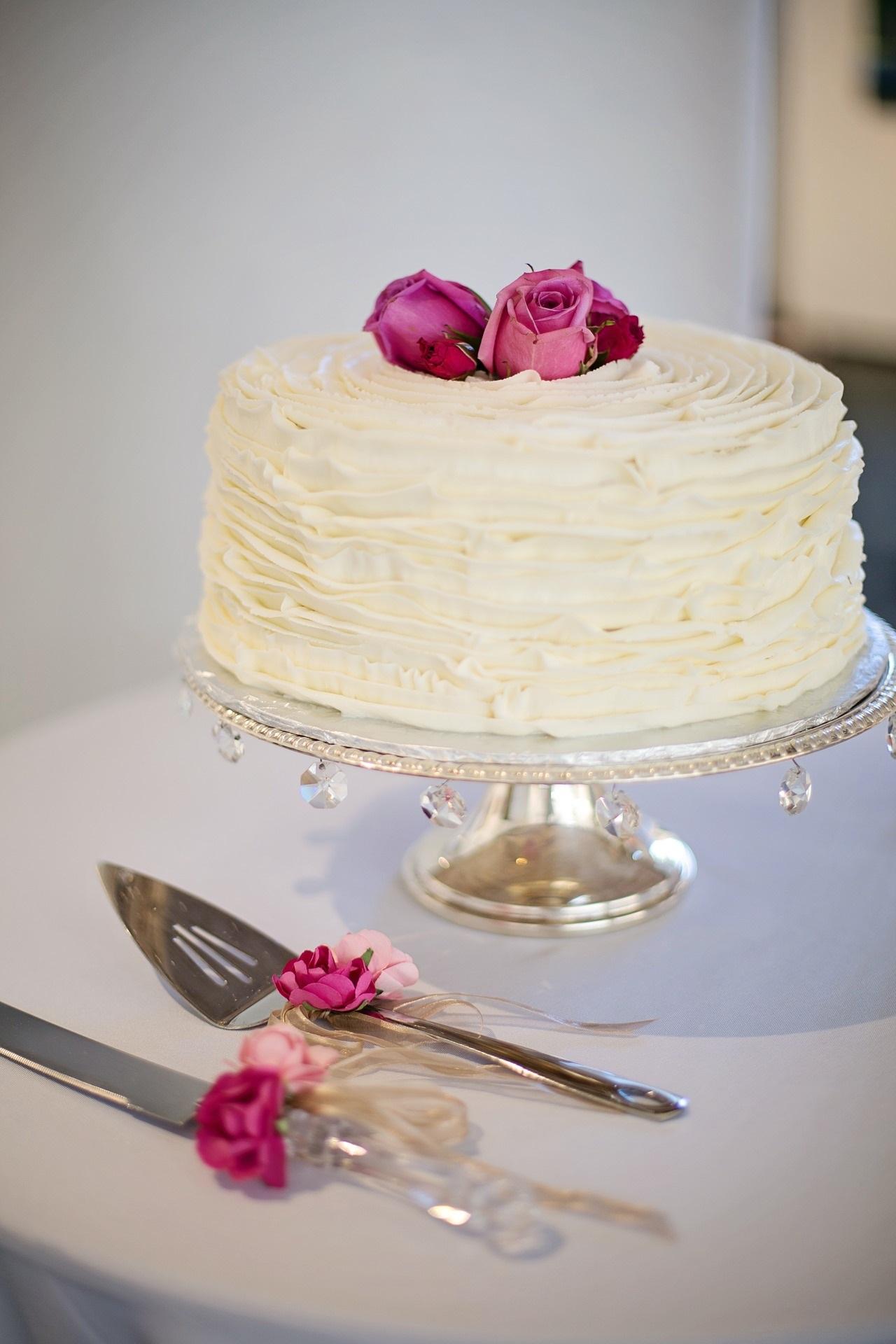 torta cresima ragazza