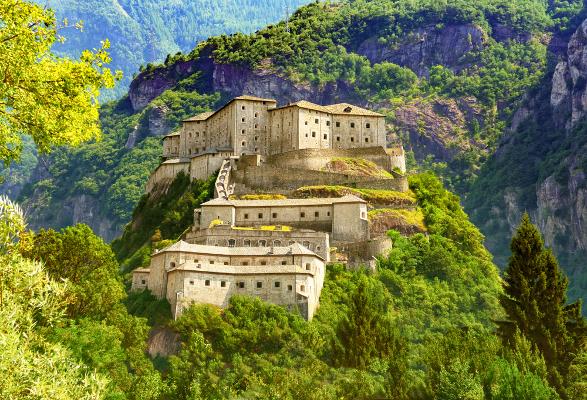 Bard borghi più belli Nord Italia