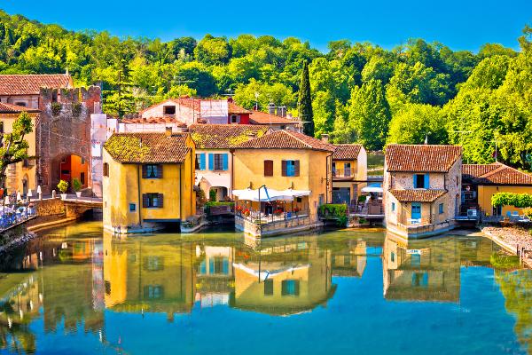 Borghetto borghi più belli Nord Italia