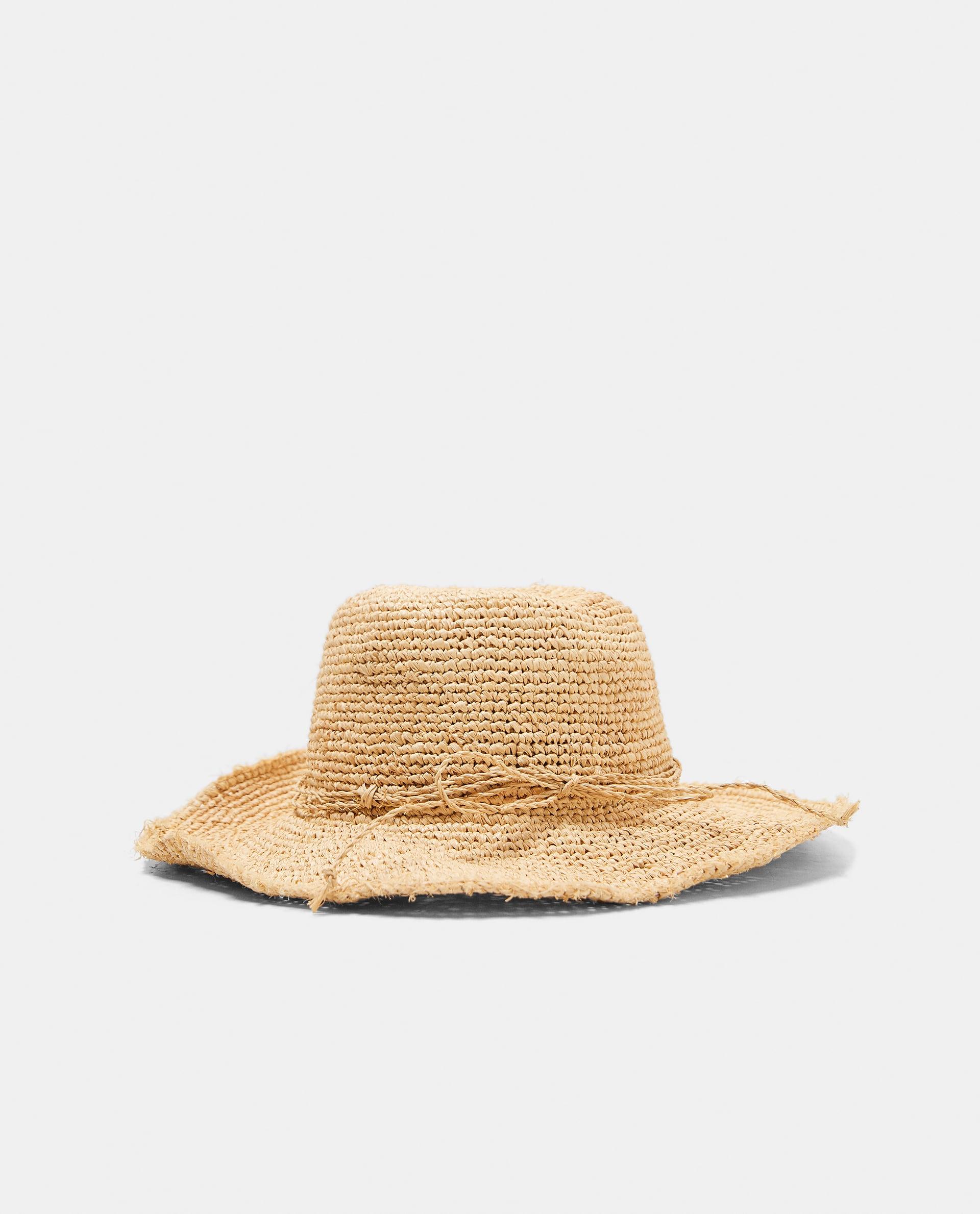 Cappello mare in rafia Zara