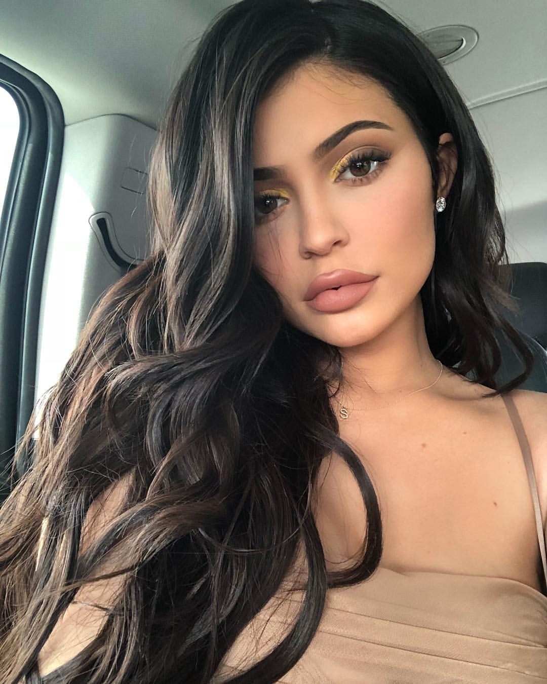 Il make up di Kylie Jenner