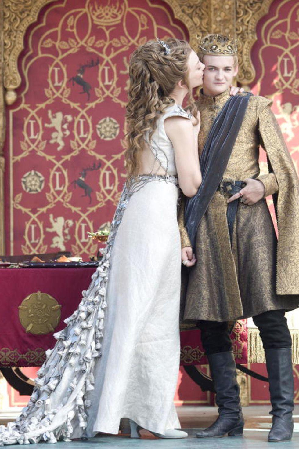 L'abito da sposa di Margaery Tyrell ne Il Trono di Spade