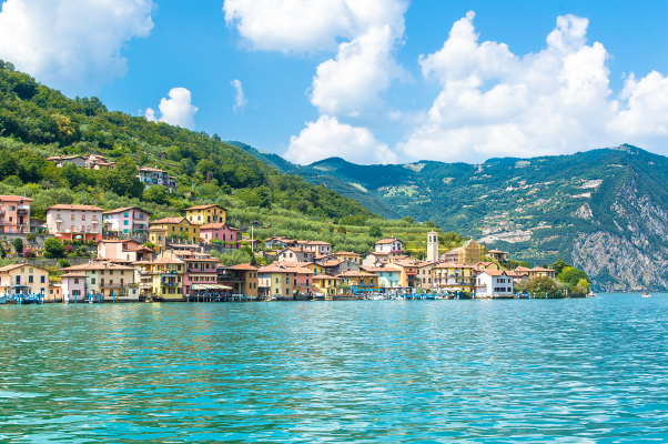 Monte Isola borghi più belli Nord Italia