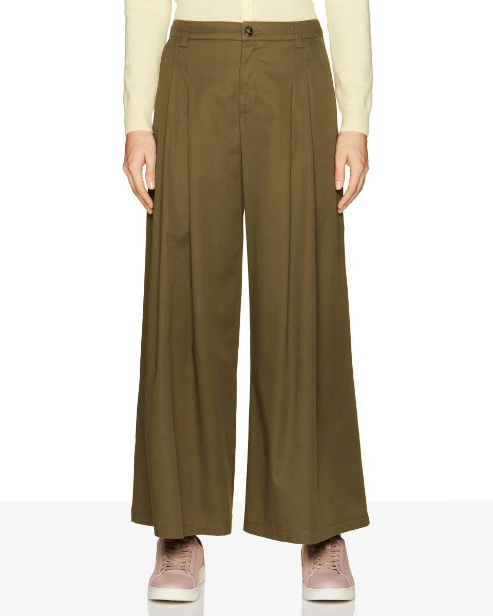 Pantaloni a palazzo Benetton a 69,95 euro