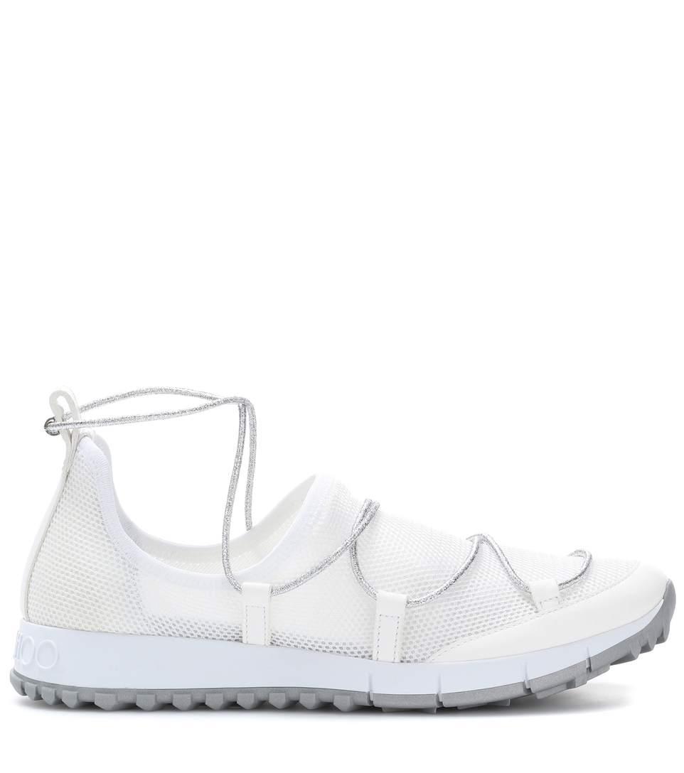 Sneakers alla schiava Jimmy Choo