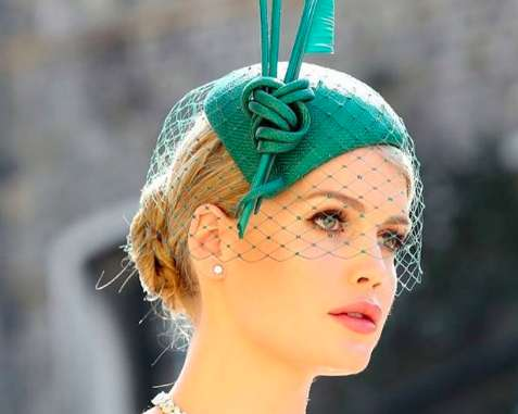 Chi è Kitty Spencer, la nipote di Lady Diana che ha incantato tutti al royal wedding