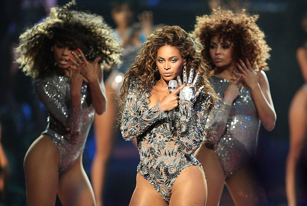 Beyonce single ladies
