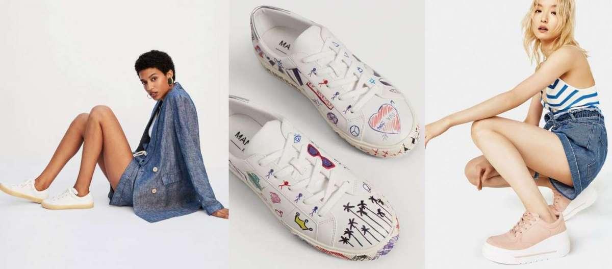 Scarpe da ginnastica estate 2018, le sneakers più cool da avere