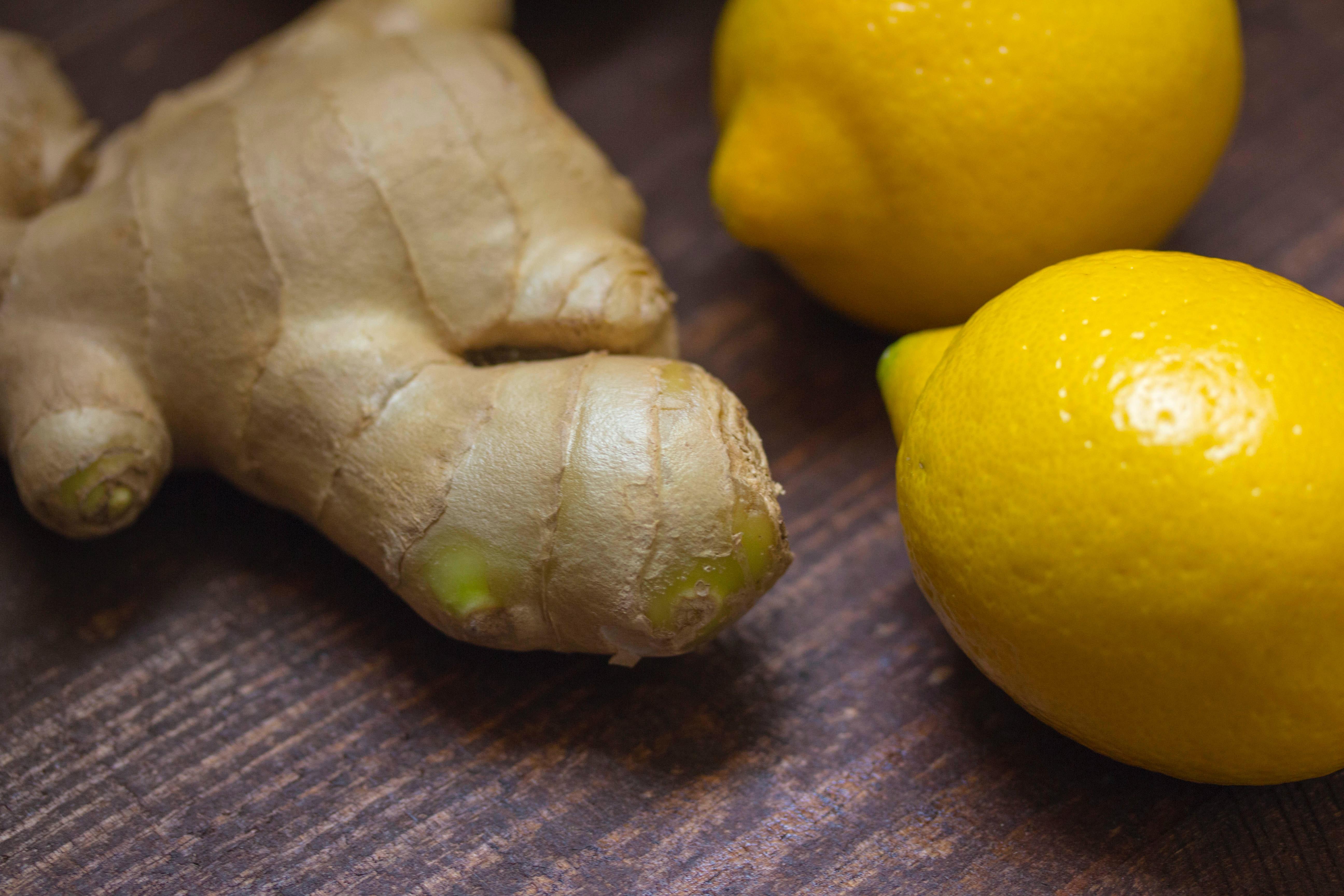 zenzero e limone proprietà