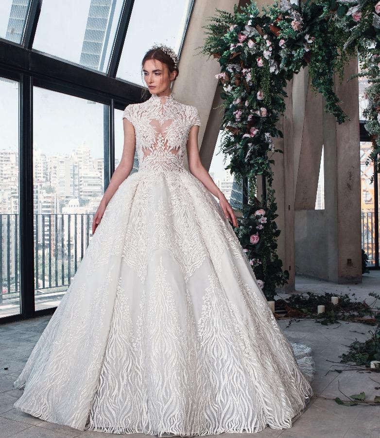 Abiti Da Sposa Principeschi.Abiti Da Sposa Tony Ward 2019 La Nuova Collezione Pourfemme