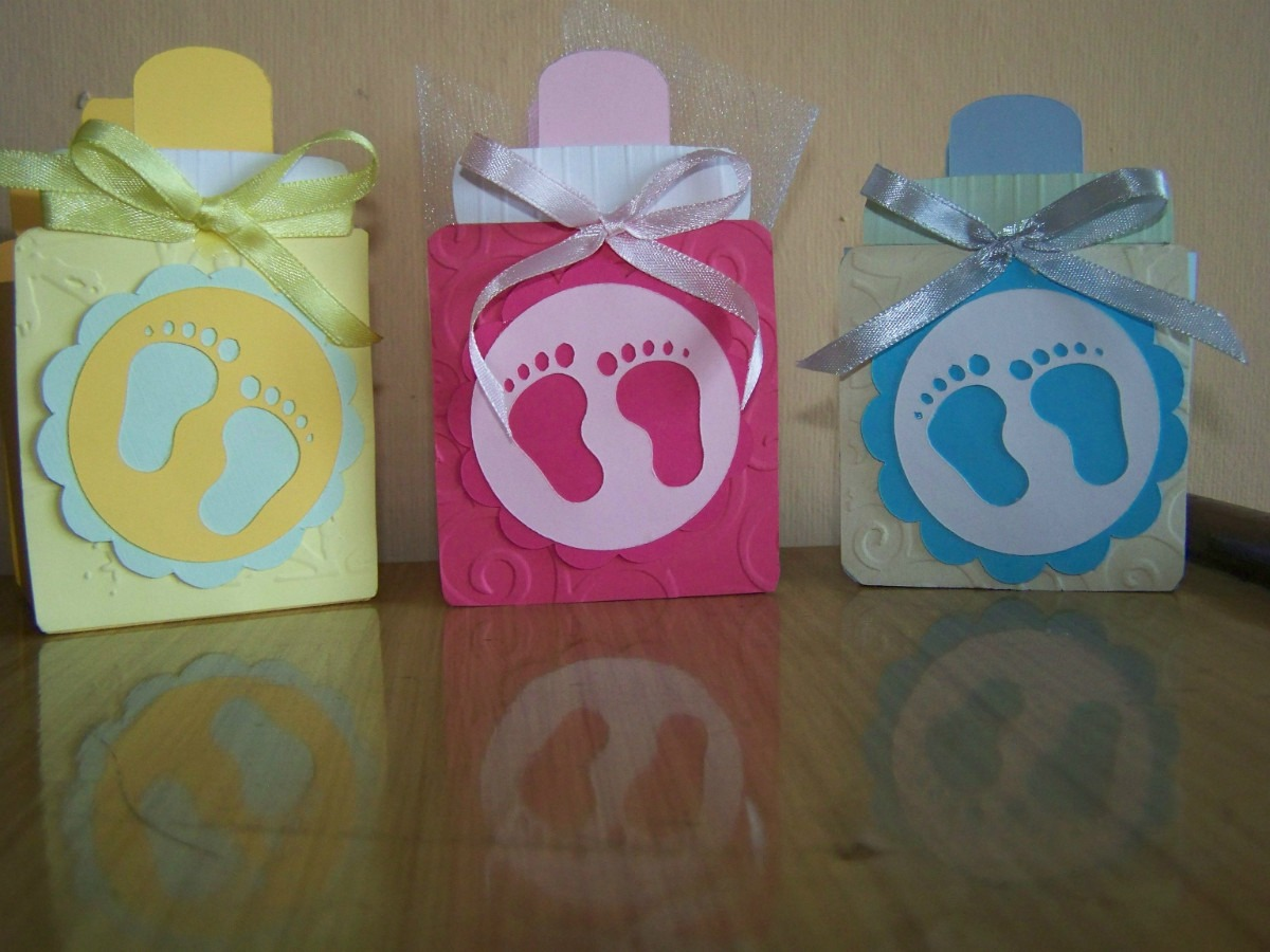 Baby Shower inviti e pensierini