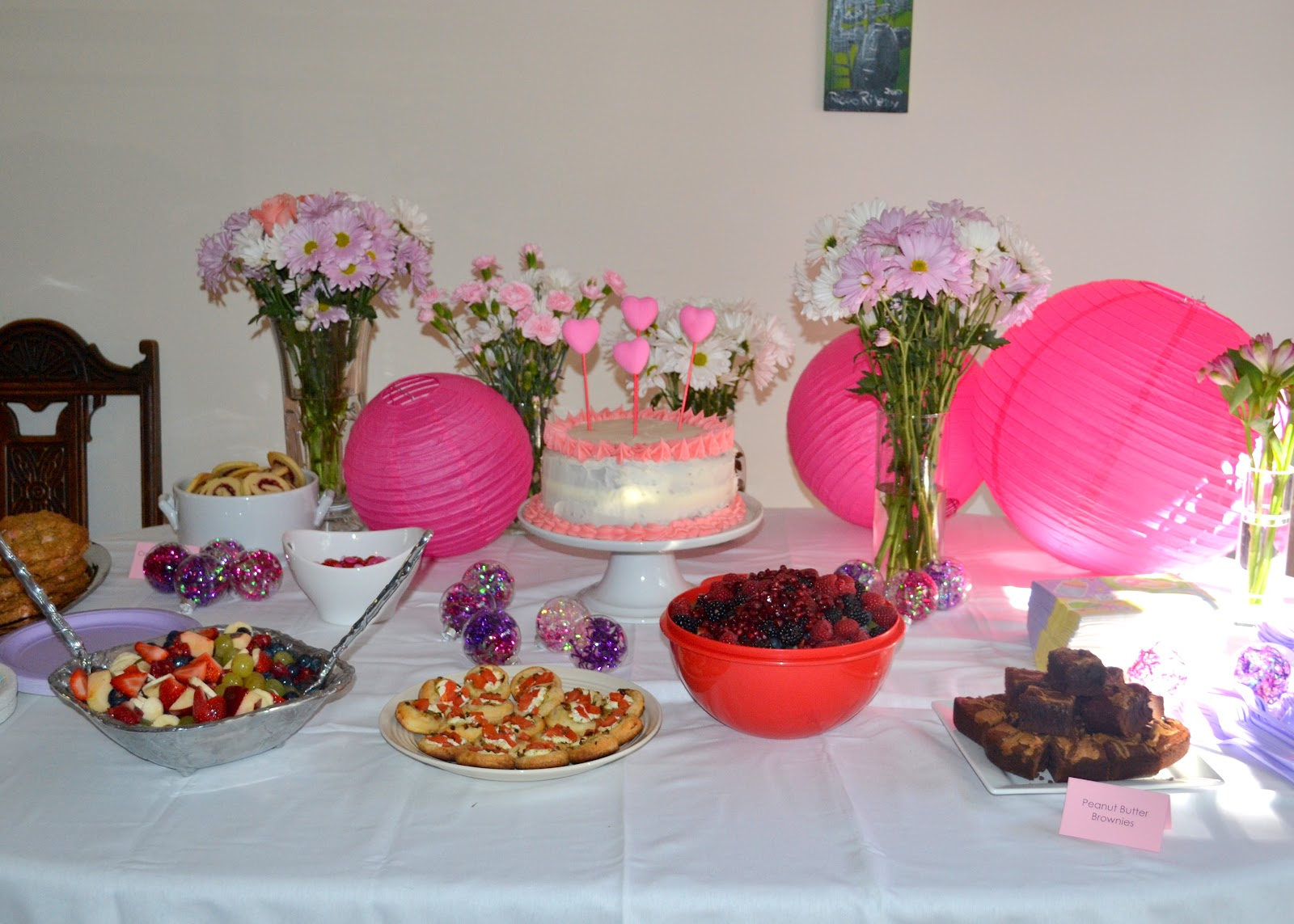 Baby Shower il tema