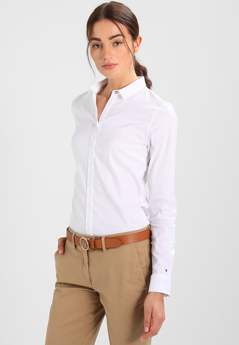 Camicia bianca Tommy HIlfiger