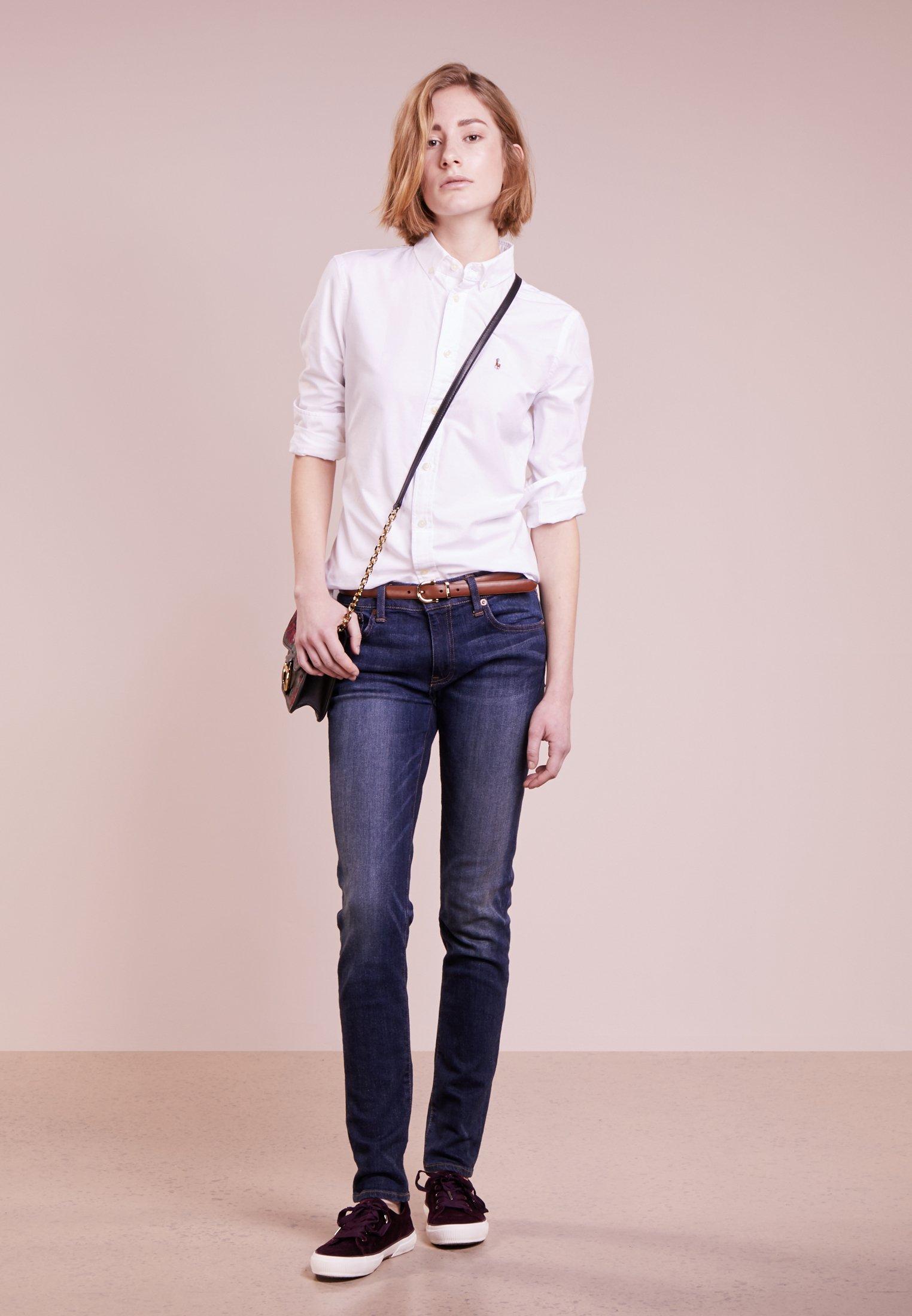 Jeans e camicia Polo Ralph Lauren