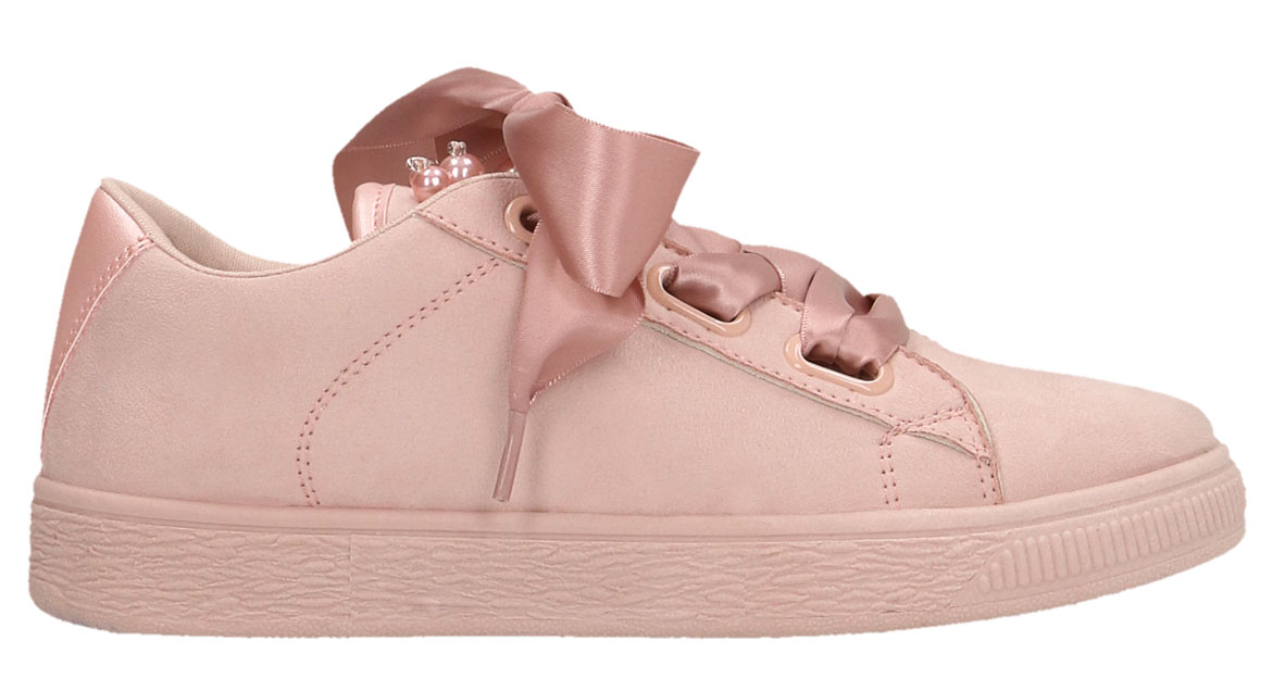 Sneakers rosa Primadonna