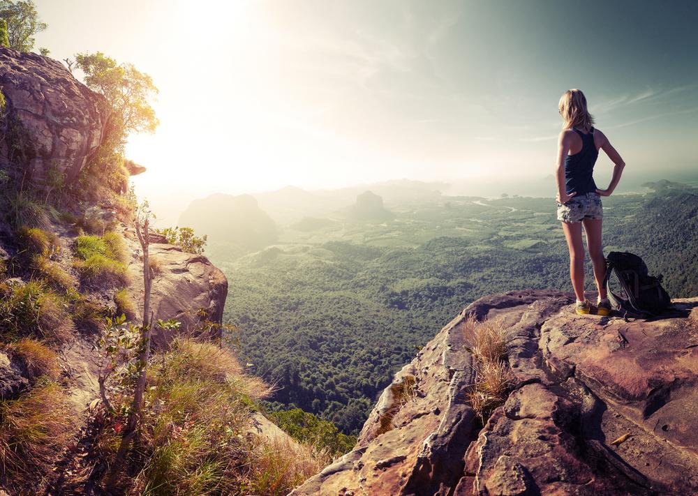 Vacanza in montagna natura