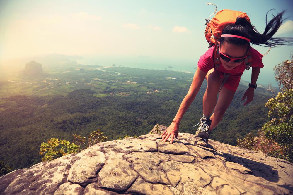 Vacanza in montagna sport