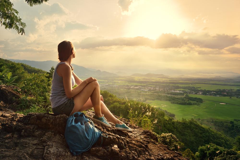 Vacanza in montagna tranquillità