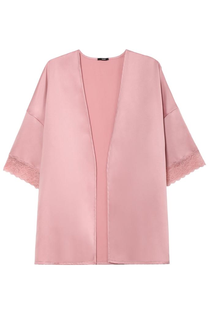 Vestaglia rosa Tezenis