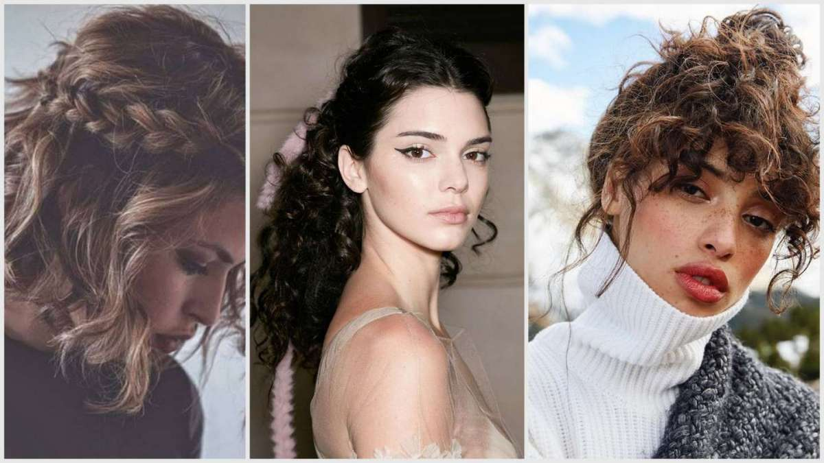 Acconciature Semplici Per Capelli Ricci Gli Hairstyle Più