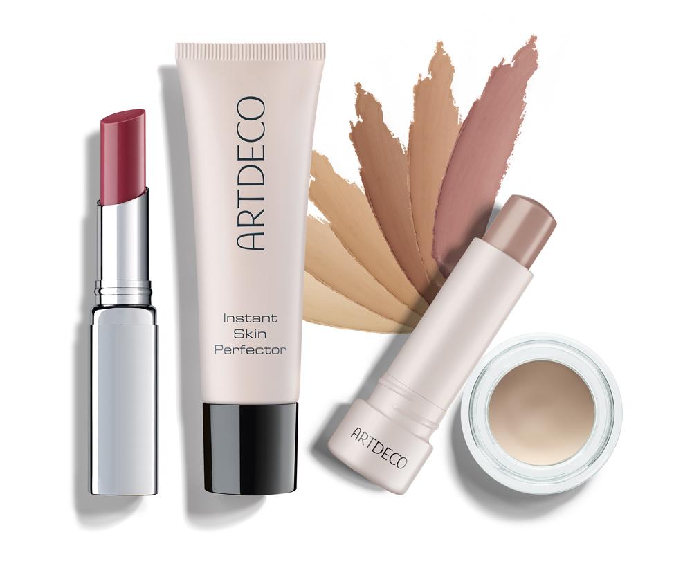 artdeco natural make up revolution
