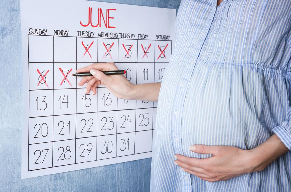 Calendario Della Gravidanza Calcolo.Come Fare Il Calcolo Delle Settimane In Gravidanza Pourfemme