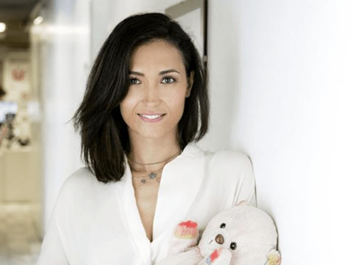 Caterina Balivo vuole il terzo figlio, ma il marito dice no