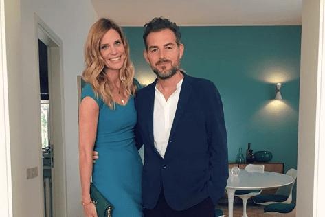 Daniele Bossari e Filippa Lagerback, tutti i dettagli del matrimonio