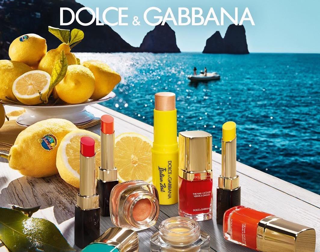 dolce gabbana italian zest collezione estate 2018