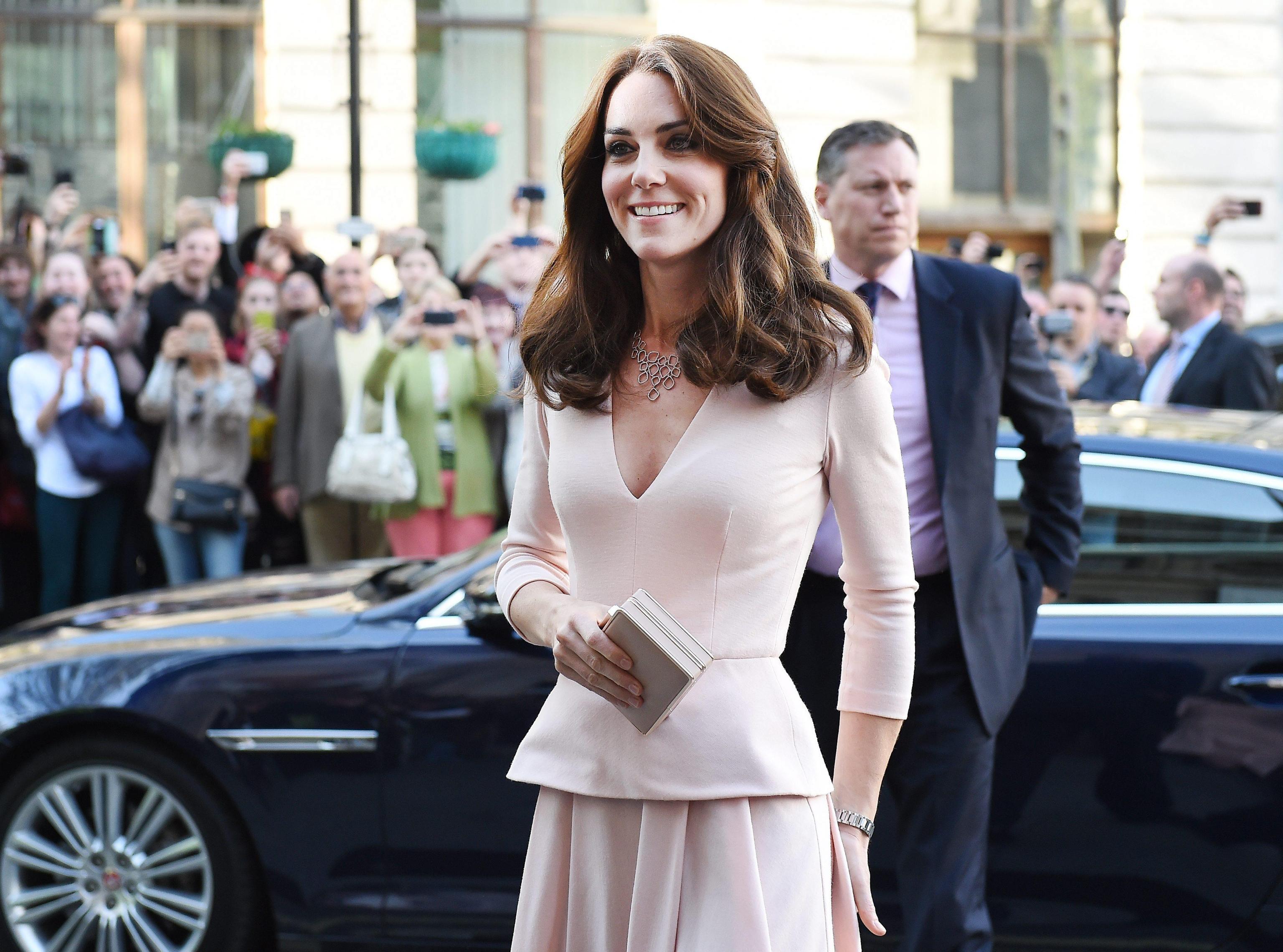 alimentazione e fisico di Kate Middleton