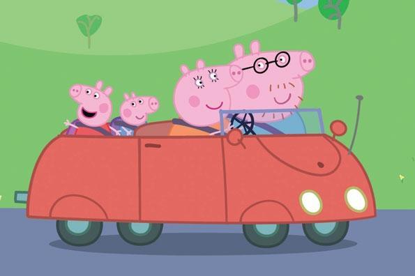 Disegni Peppa Pig Da Colorare I Piu Belli Da Stampare Per Bambini
