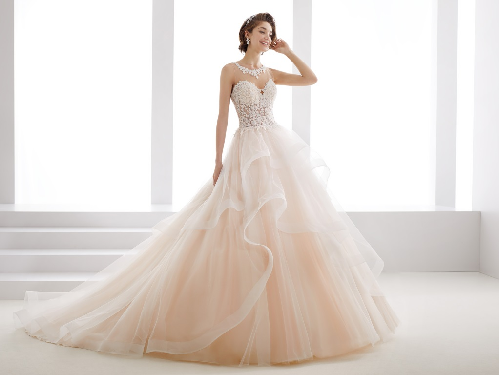 Vestiti Da Sposa Jolies.Abiti Da Sposa Jolie 2019 La Nuova Collezione Pourfemme