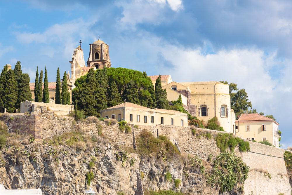 Cosa vedere a Lipari castello