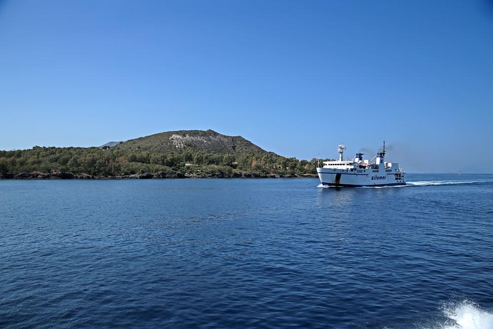 Cosa vedere a Lipari nave