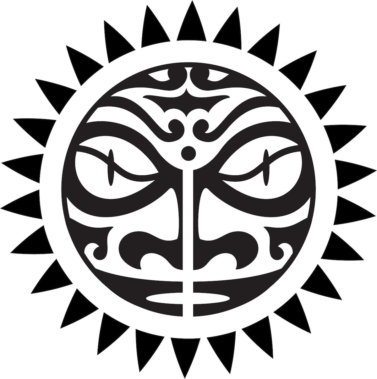 significato sole maori