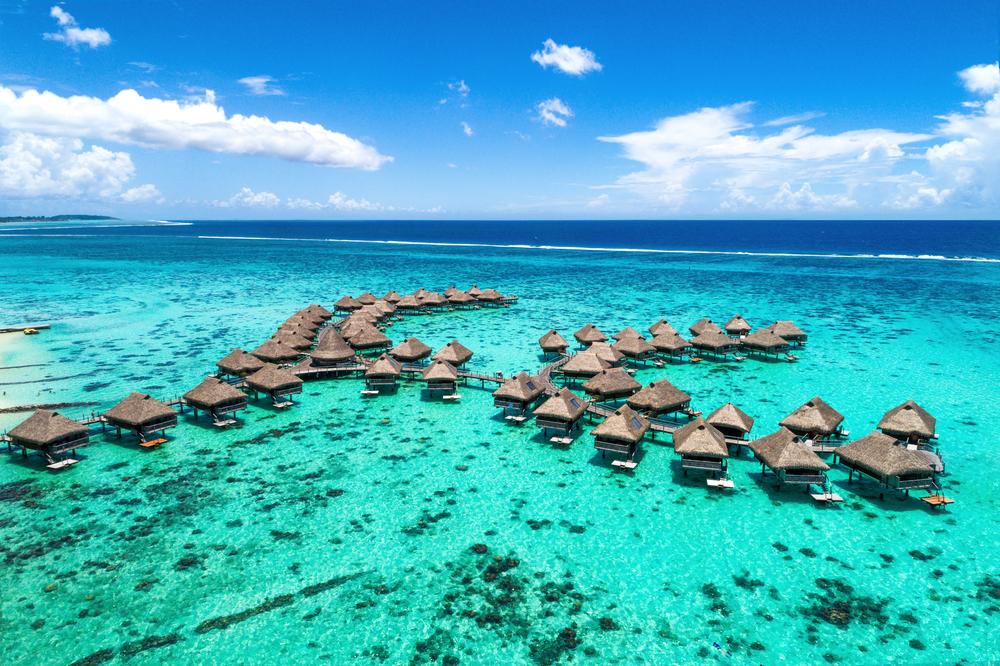 Isole da scoprire Moorea Polinesia