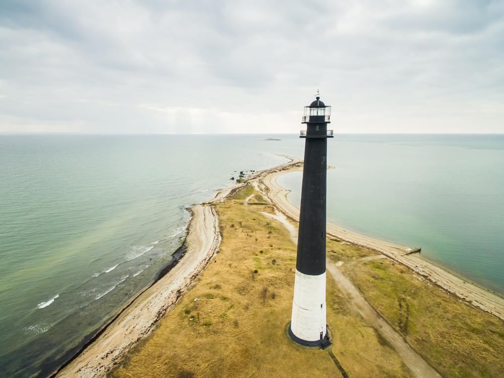 Isole da scoprire Saaremaa Estonia