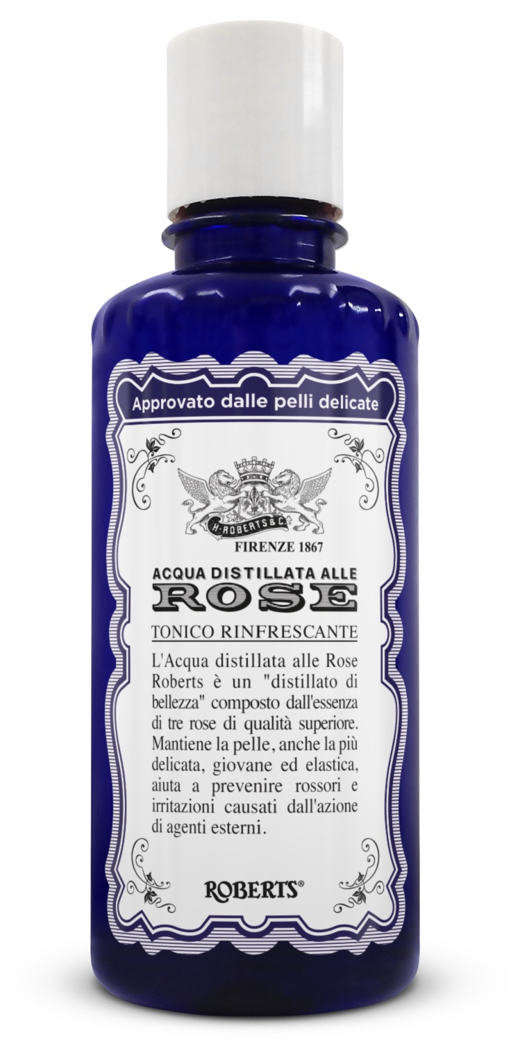 Mini tonico acqua alle rose Roberts