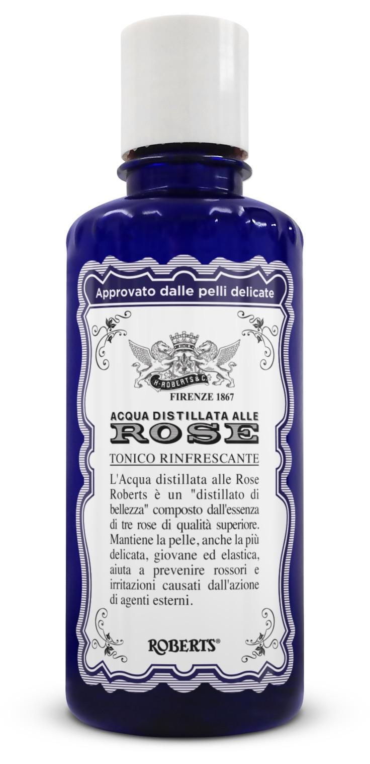 Mini tonico acqua alle rose Roberts