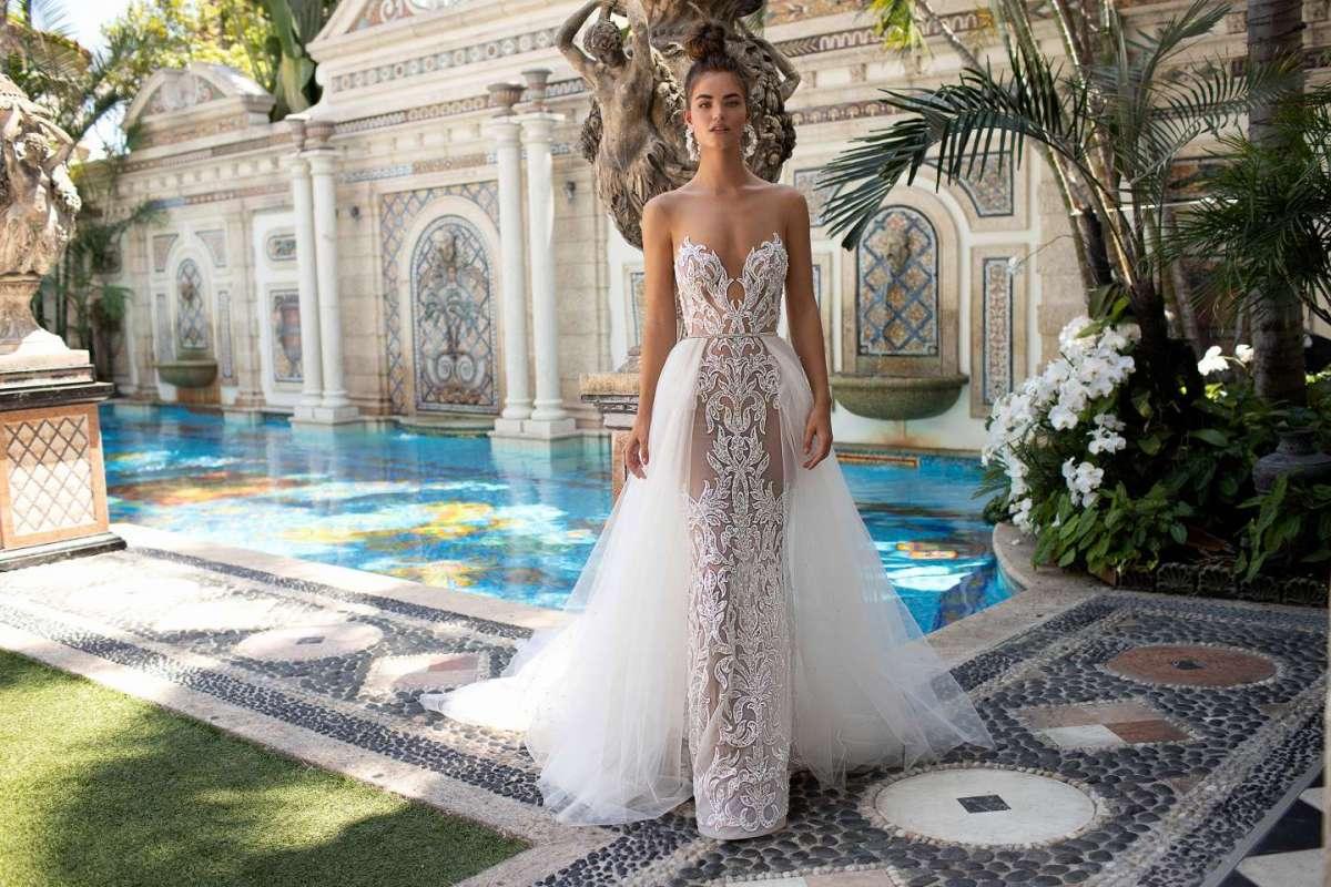 748d41f9668d Abiti da sposa Berta 2019  la nuova collezione