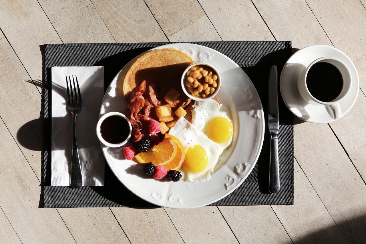 niente colazione