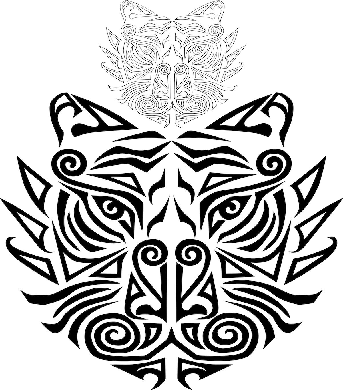 tigri maori