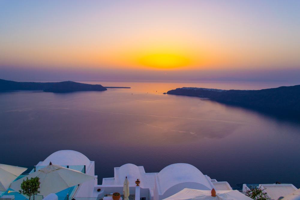 Imerovigli Santorini Grecia