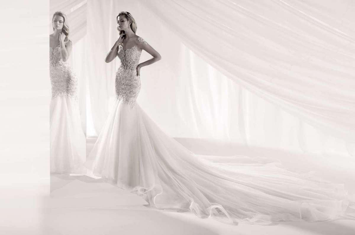 b66f4329f0fd Abiti da sposa Nicole Luxury 2019  la nuova collezione di Nicole Spose